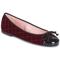 Παπούτσια Γυναίκα Μποτίνια Pretty Ballerinas  Bordeaux
