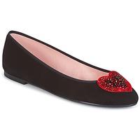 Παπούτσια Γυναίκα Μποτίνια Pretty Ballerinas  Μαυρο