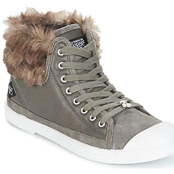 Παπούτσια Γυναίκα Ψηλά Sneakers Le Temps des Cerises BASIC 03 Grey