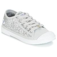 Παπούτσια Κορίτσι Χαμηλά Sneakers Le Temps des Cerises BROOK Silver