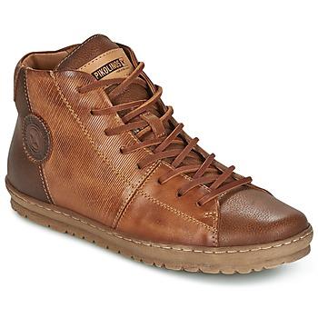 Παπούτσια Γυναίκα Ψηλά Sneakers Pikolinos LAGOS 901 Brown