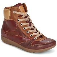Παπούτσια Γυναίκα Ψηλά Sneakers Pikolinos LISBOA W67 Brown