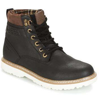 Παπούτσια Άνδρας Μπότες Kappa WHYMPER Black / Brown