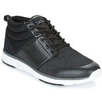Παπούτσια Άνδρας Ψηλά Sneakers Kappa NASSAU MID Black / Grey