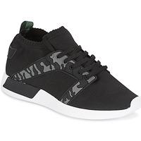 Παπούτσια Άνδρας Χαμηλά Sneakers Cash Money ARMY Black / KAKI