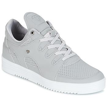 Παπούτσια Άνδρας Χαμηλά Sneakers Cash Money STATES Grey / άσπρο
