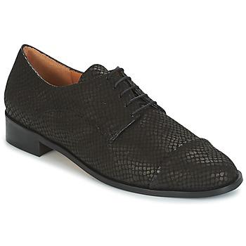 Παπούτσια Γυναίκα Derby Emma Go SHERLOCK Black