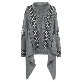 Υφασμάτινα Γυναίκα Μπουφάν / Ζακέτες Rip Curl NEMAIAH SWEATER Grey