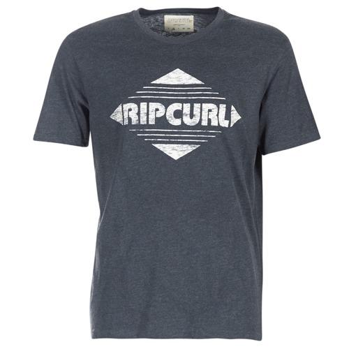 Υφασμάτινα Άνδρας T-shirt με κοντά μανίκια Rip Curl BIG MAMA DIAMOND Black