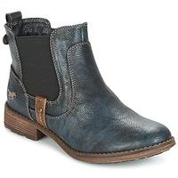 Παπούτσια Γυναίκα Μπότες Mustang NANI MARINE