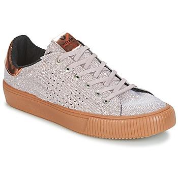 Παπούτσια Γυναίκα Χαμηλά Sneakers Victoria DEPORTIVO LUREX Grey