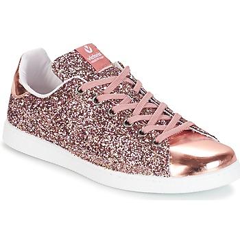 Xαμηλά Sneakers Victoria DEPORTIVO BASKET GLITTER