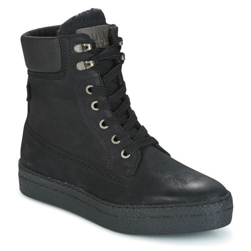 Παπούτσια Γυναίκα Ψηλά Sneakers Bullboxer GANDIA Black