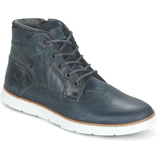 Παπούτσια Άνδρας Ψηλά Sneakers Bullboxer BERNIE Μπλέ