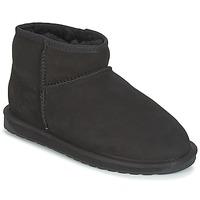 Παπούτσια Γυναίκα Μπότες EMU STINGER MICRO Black