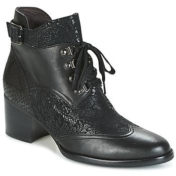 Παπούτσια Γυναίκα Μποτίνια Mam'Zelle IMAZA Black