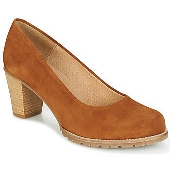 Παπούτσια Γυναίκα Γόβες MTNG ZERMO Brown