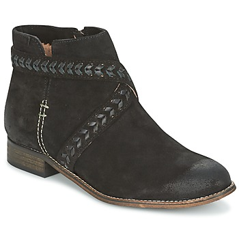 Παπούτσια Γυναίκα Μπότες MTNG DI Black