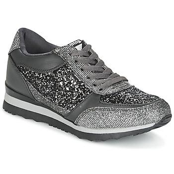 Παπούτσια Γυναίκα Χαμηλά Sneakers MTNG PORDA Grey / Fonce