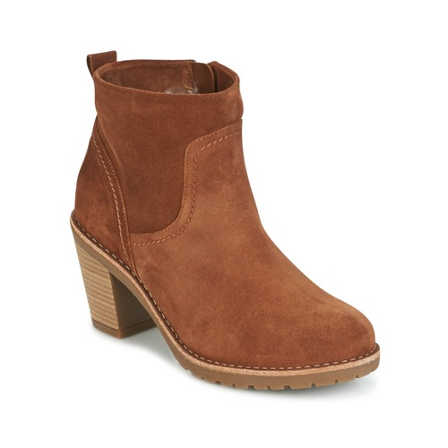 Παπούτσια Γυναίκα Μποτίνια Panama Jack ARLES Brown