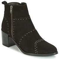 Παπούτσια Γυναίκα Μποτίνια Regard RAPAGA Black