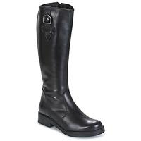 Παπούτσια Γυναίκα Μπότες για την πόλη Samoa 53245-NERO Black