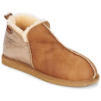 Παπούτσια Γυναίκα Παντόφλες Shepherd ANNIE COGNAC