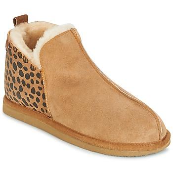 Παπούτσια Γυναίκα Παντόφλες Shepherd ANNIE Brown