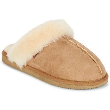 Παπούτσια Γυναίκα Παντόφλες Shepherd JESSICA Brown