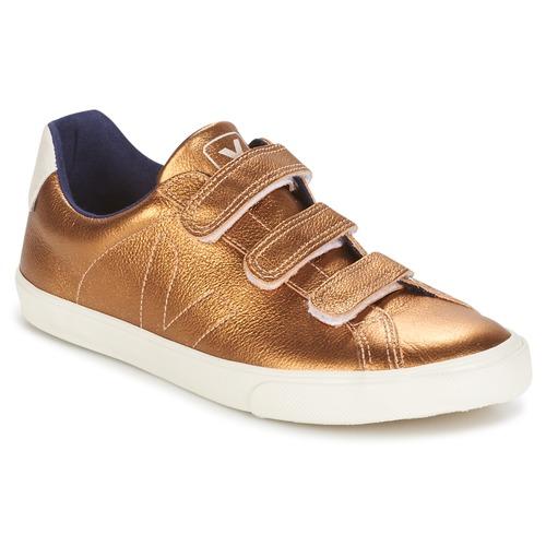 Παπούτσια Γυναίκα Χαμηλά Sneakers Veja 3 LOCK Amber