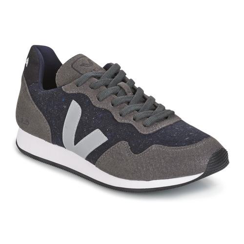 Παπούτσια Γυναίκα Χαμηλά Sneakers Veja SDU Grey / Fonce