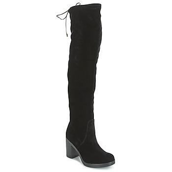 Παπούτσια Γυναίκα Ψηλές μπότες Tosca Blu ST MORITZ Black