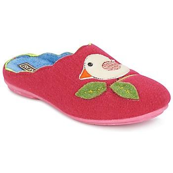 Παπούτσια Γυναίκα Παντόφλες Rondinaud RESTONICA Fuchsia