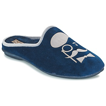 Παπούτσια Άνδρας Παντόφλες Rondinaud BAYEUX MARINE