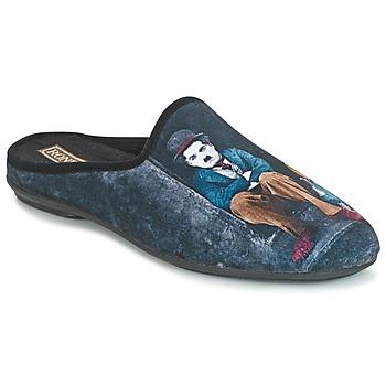 Παπούτσια Άνδρας Παντόφλες Rondinaud CHERAN Black