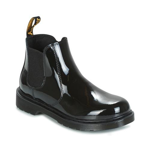Παπούτσια Παιδί Μπότες Dr Martens BANZAI Black