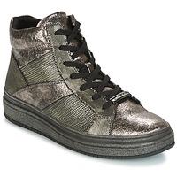 Παπούτσια Γυναίκα Ψηλά Sneakers Tamaris NAPO Grey