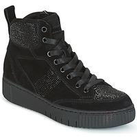 Παπούτσια Γυναίκα Ψηλά Sneakers Tamaris NARU Black
