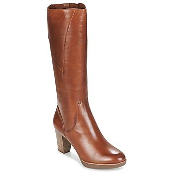 Παπούτσια Γυναίκα Μπότες για την πόλη Tamaris NEOU Brown