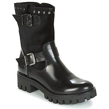 Παπούτσια Γυναίκα Μπότες Tamaris BITSY Black