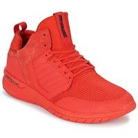 Παπούτσια Άνδρας Χαμηλά Sneakers Supra METHOD Red