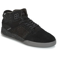 Παπούτσια Ψηλά Sneakers Supra SKYTOP III Black / Grey