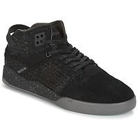 Παπούτσια Ψηλά Sneakers Supra SKYTOP III Black / Grey