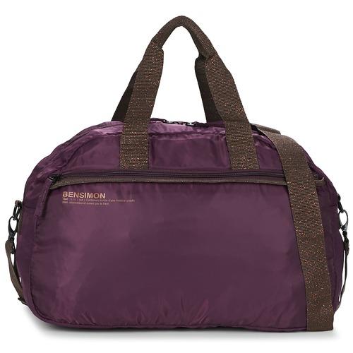 Τσάντες Γυναίκα Αθλητικές τσάντες Bensimon SPORT BAG Violet