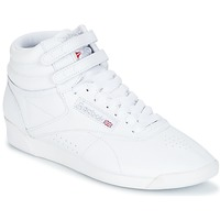 Παπούτσια Γυναίκα Χαμηλά Sneakers Reebok Classic F/S HI Άσπρο / Argenté