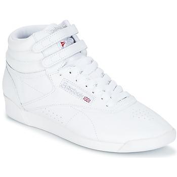 Παπούτσια Γυναίκα Ψηλά Sneakers Reebok Classic F/S HI άσπρο / Argenté