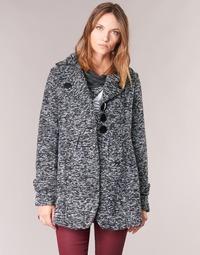 Υφασμάτινα Γυναίκα Παλτό Smash JAVA Grey