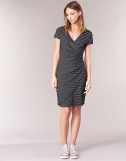 Υφασμάτινα Γυναίκα Κοντά Φορέματα Smash AVELINA Black