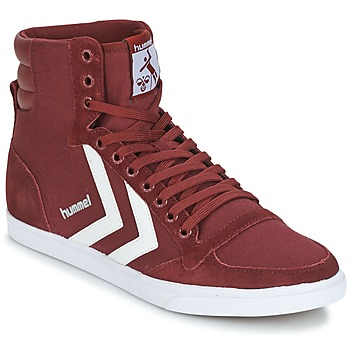 Παπούτσια Ψηλά Sneakers Hummel STADIL CANEVAS HIGH BORDEAUX