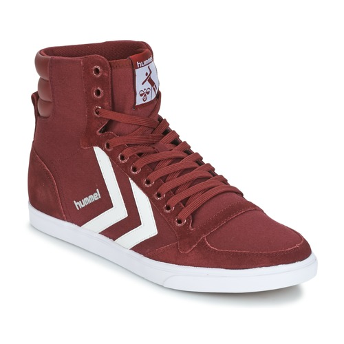 Παπούτσια Ψηλά Sneakers Hummel STADIL CANEVAS HIGH Bordeaux